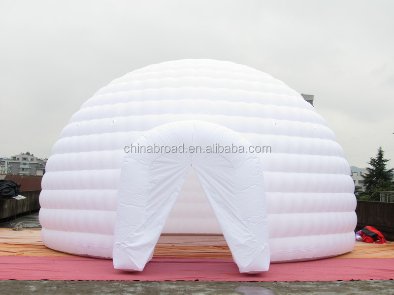 8m diameter 5m high inflatable dome tent (1).JPG