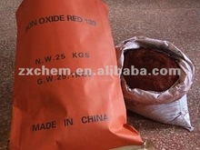 Iron Oxide Red Pigment (CAS NO.:1309-37-1) for architectural surface, plastic, masterbatches, leather, coatings