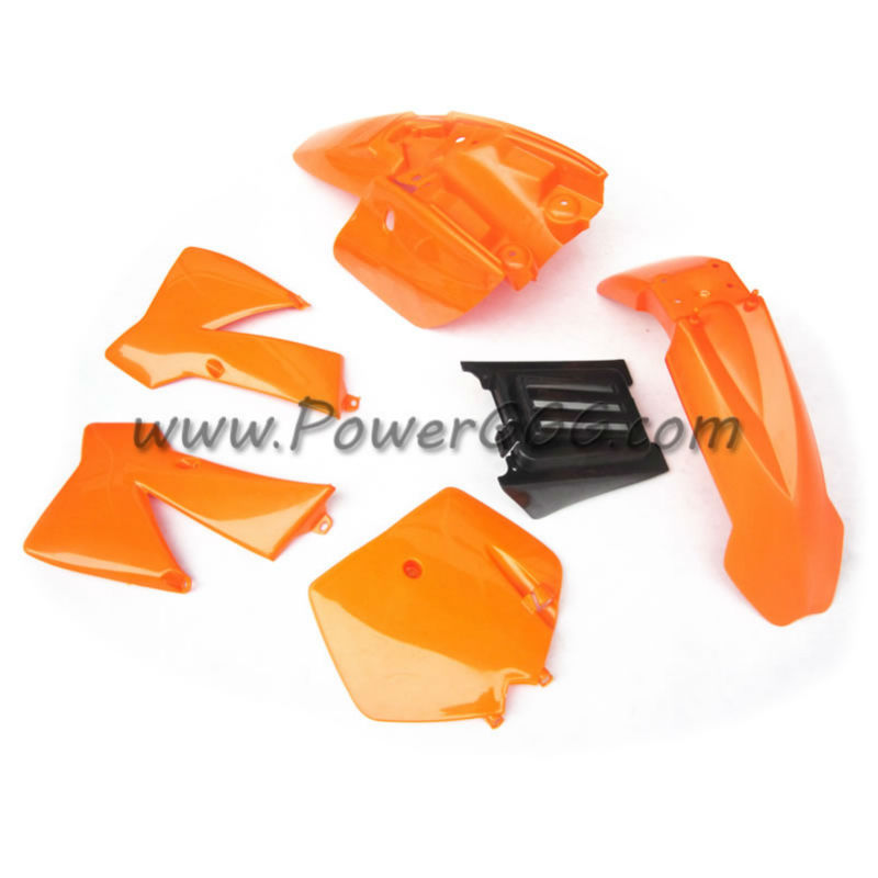OEM NEW <strong>KTM</strong> SX <strong>50CC</strong> 50 50SX Fender PLASTICS COVER KIT ORANGE KTM50 SENIOR JUNIOR JR SR