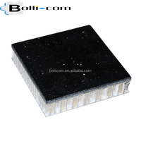 Aluminum honeycomb Stone composite panel for curtain wall