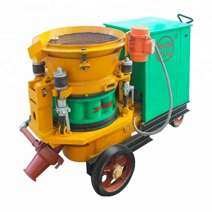 PZ5 lightweight shotcrete pump dry shotcrete machine for sale