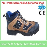 SAIFU brand SF19001 high cut export safety shoes non slip shoe