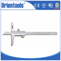 High Accuracy 0-150,200, 300mmDepth Vernier Caliper