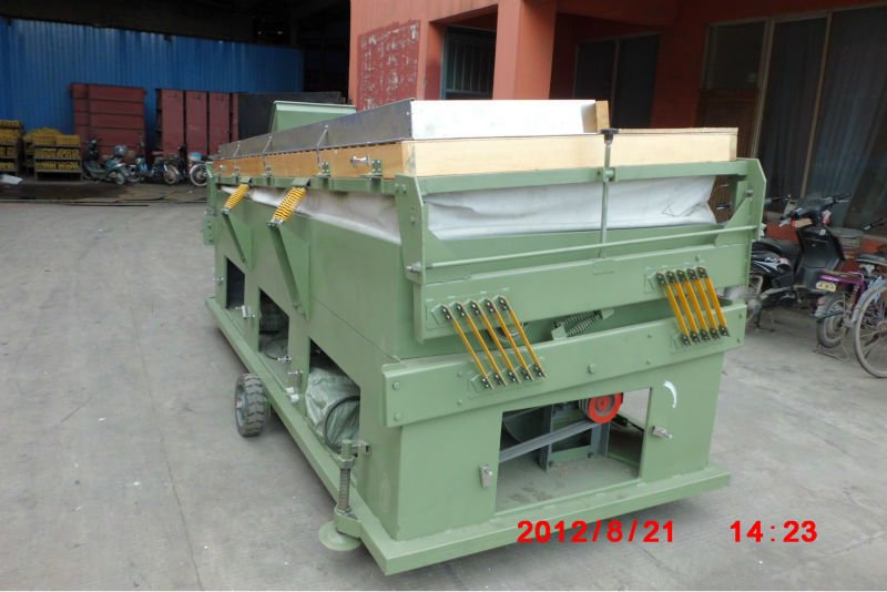 5XZ-6\10 Rice Farming Machinery For Sale Gravity Separator Of Farm Machinery