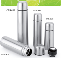 stainless steel Made In China OEM 350ml vacuum flask