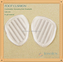 You poron insole gel insole board for high heel shoes