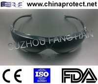 CE black transprent Safety Goggles,Safety Glasses with High Quality