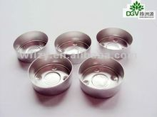Made in China aluminium tealight candle cup