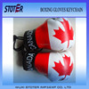 customized and fashion mini boxing gloves key chain ST7091