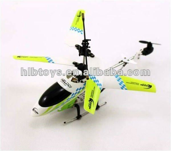 rc hobby 4 Channel 4CH Remote Control RC GYRO Mini Metal Helicopter #GD-200