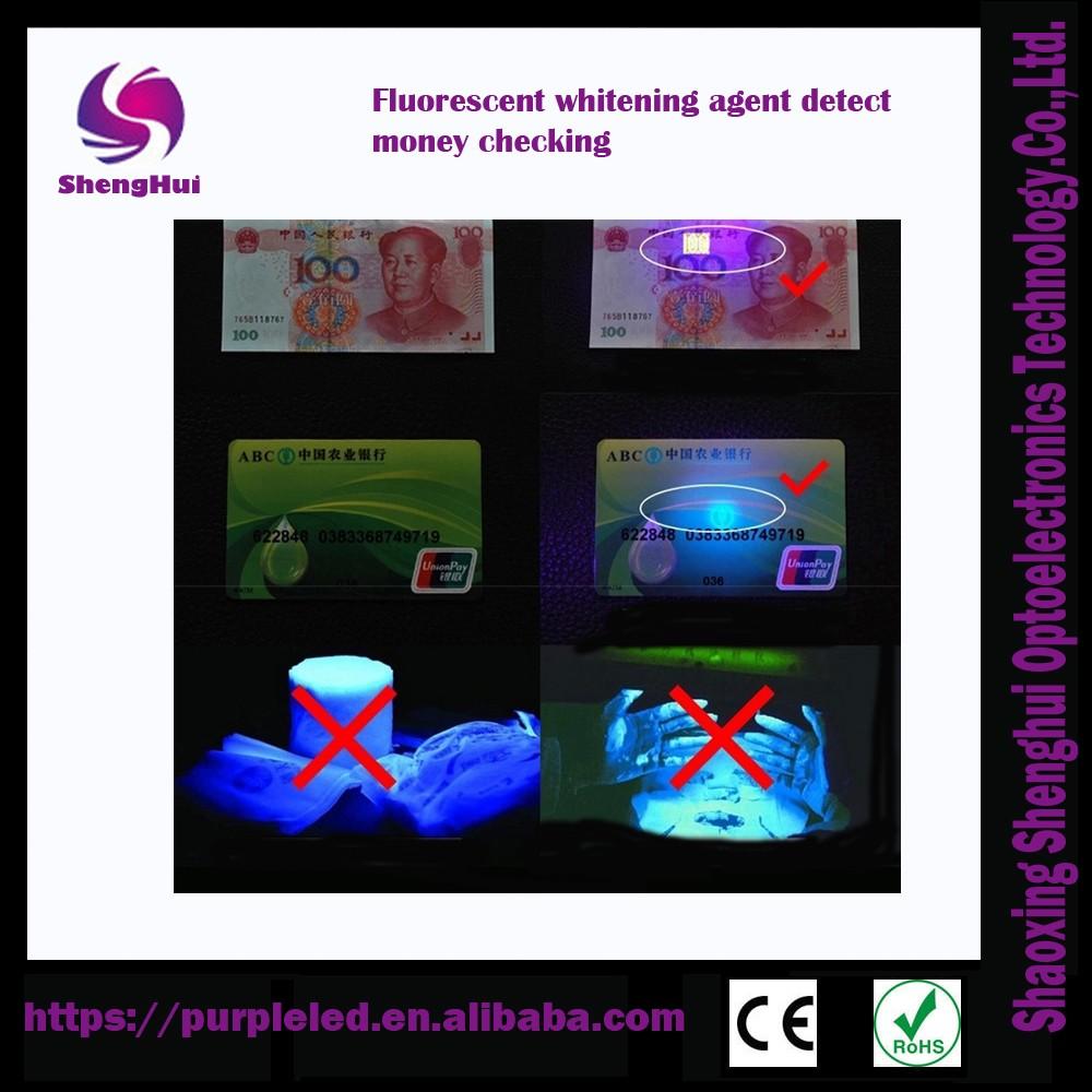 Wholesale Free sample CE Aluminum Flashlight money checking ...