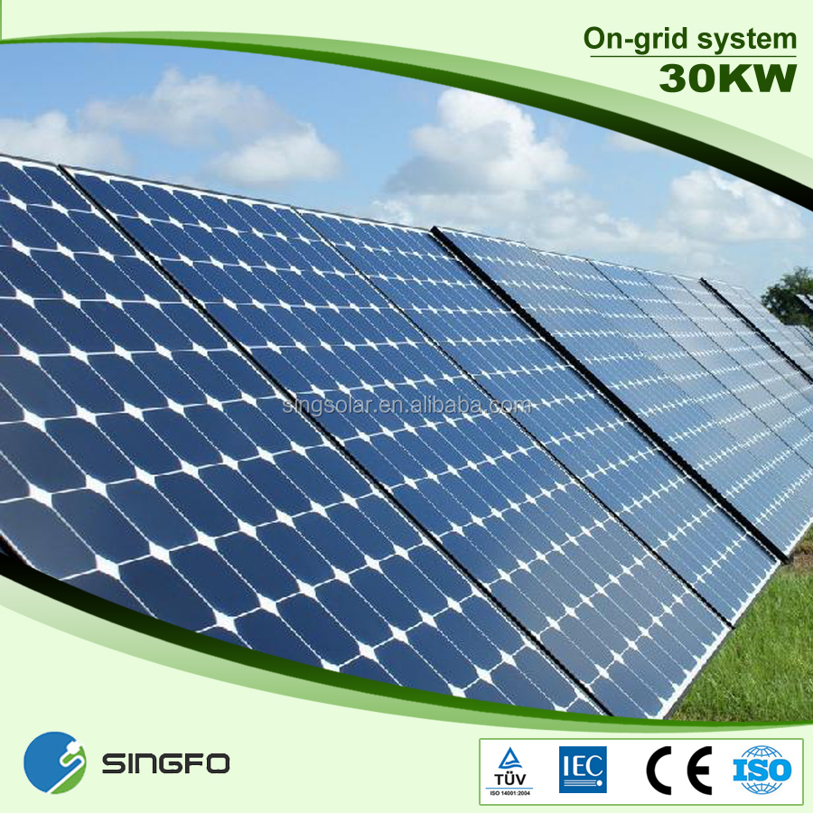 1kw/5kw/10kw/15kw/30 kw grid solar system without battery price in pakistan