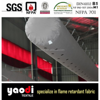 100 Inherently Flame Retardant Anion Fabric