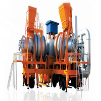 mobile mini asphalt mixing plant