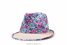 2017 free sample fashion winter women straw hat summer sex factory price