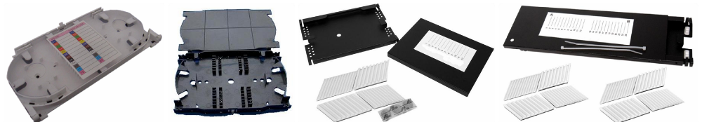 New Product HD MTP Rack Mount Panel System