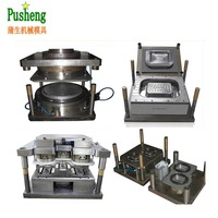aluminium foil container press mould