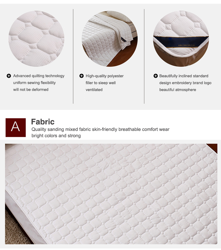 2019 newest design mattress protector fitted any size mattress - Jozy Mattress | Jozy.net