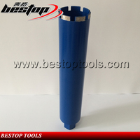Bestop Dry Concrete Laser Diamond Core