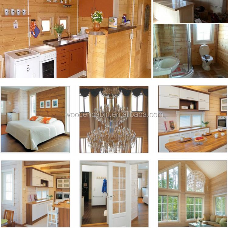 bon prix r cipient en bois maison maison pr fabriqu e en bois en chine maisons pr fabriqu es id. Black Bedroom Furniture Sets. Home Design Ideas