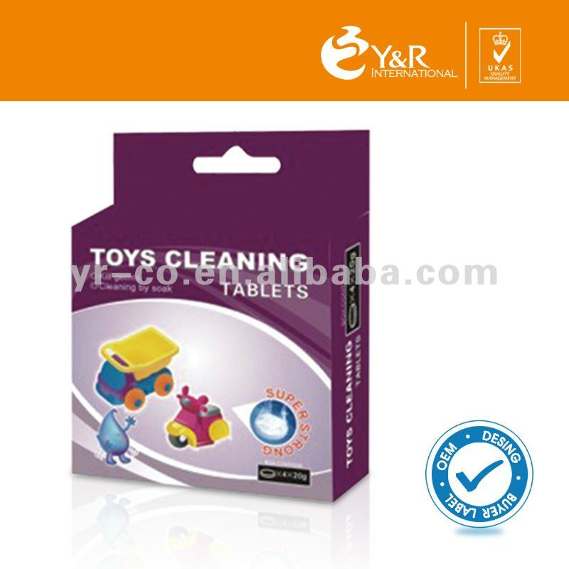 Amazing Toys Cleaning Tablets,detergent tablet