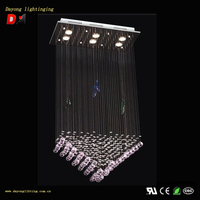 Classic Europe Crystal Chandelier Model: DY6848-6