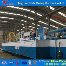 Experienced Factory river sand extraction machine for River Dredging and Desilting