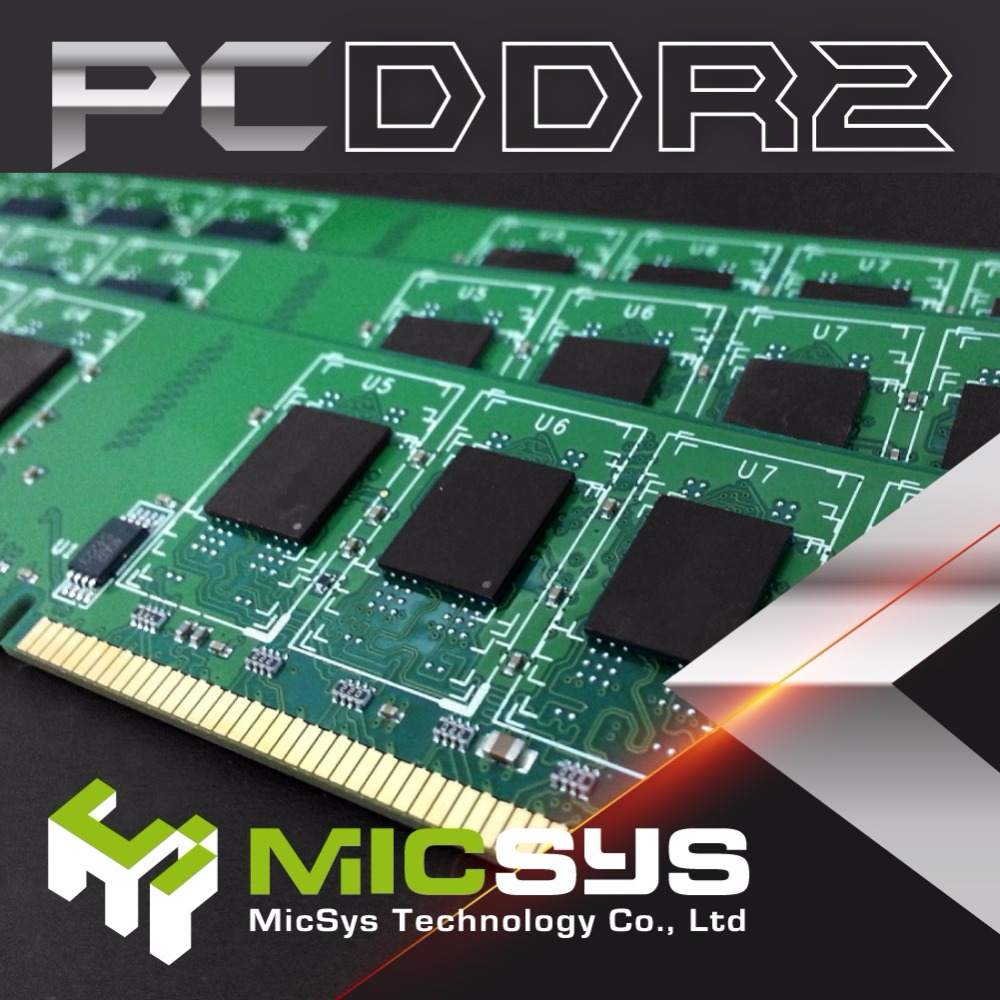 Taiwan HOT selling products 800 mhz 2GB ddr2 ram with Free logo print