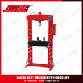 Movable 20Ton Hydraulic Shop Press with Gauge