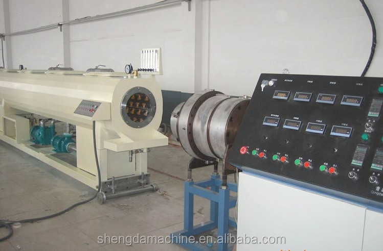 Plastic PE-aluminum Pipe Making machine