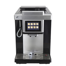 New Product! One touchcoffee machine automatic korean coffee vending machine,coffee machine
