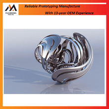 3d printing metal rapid multi-use prototyping model customized