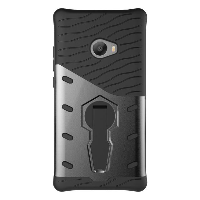 2017 special phone accessories sniper kickstand mobile case TPU case for xiaomi max 2