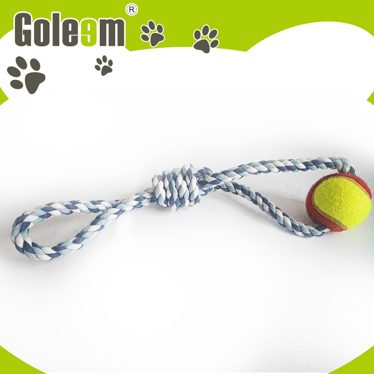Factory Manufacture Various Weaving Rope Toys For Dogs