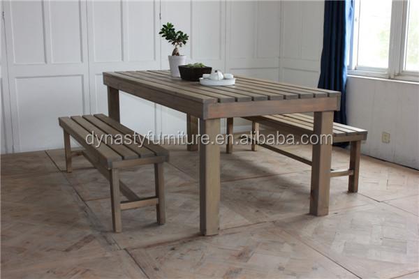 Venta al por mayor banco de madera francés-Compre online los mejores ...