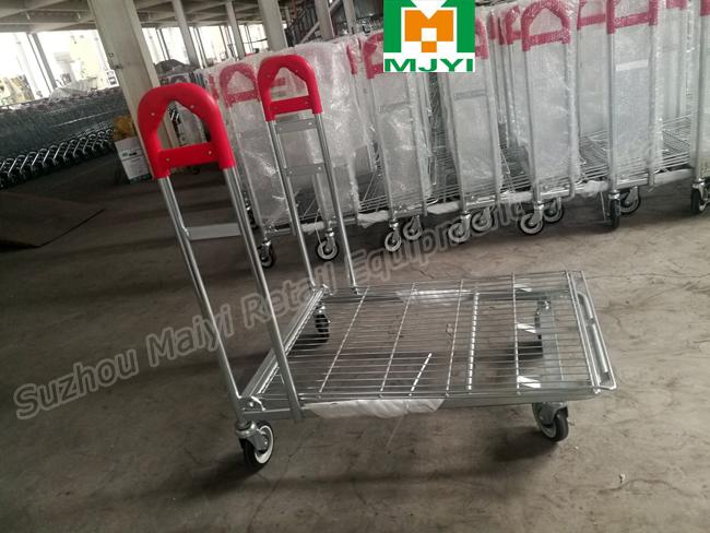 IKEA style Furniture and Building materials supermarket trolley