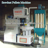 Full automatic MXKJ-9S-1 machine to make wood pellets, pelet machine