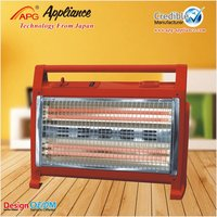 APG portable quartz tube heater, quartz tube infrared heater, radiant tube heater