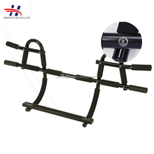 Gym fitness equipment health care products doorway pull up bar / door gym bars with factory price