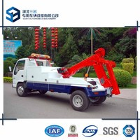Metro Tow Truck Chief Engineering Design Mini Tow Truck Wrecker