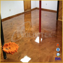 Metalic pigment for resin floors, 3d epoxy floor coating pigment factory