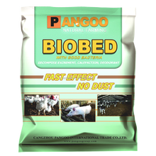 PANGOO BIOBED pig use manure degradation Deodorization probiotic Fermenting bed bacteria
