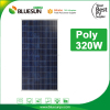 2017 new tech blueusn 300w 320w 5000 watt solar panel for home commercial