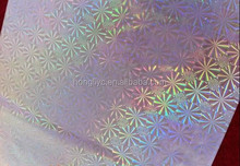 Holographic BOPP Film for printing