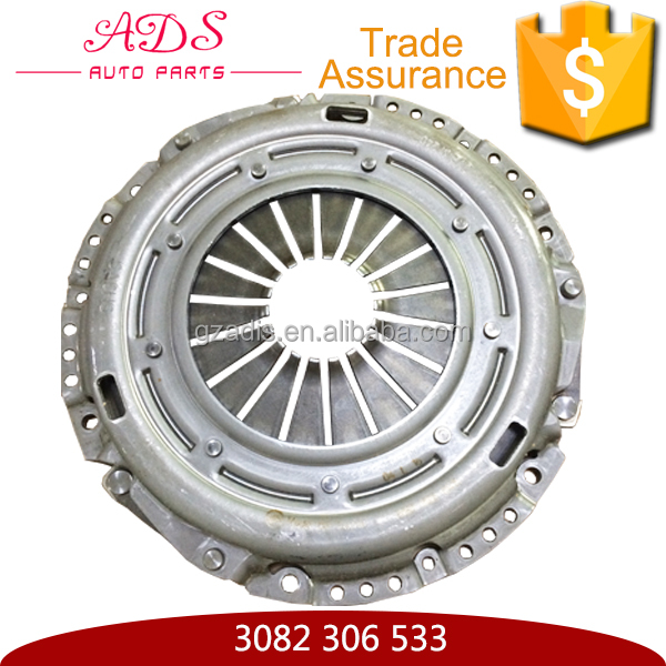 Alibaba China 038 141 025 or 3082 306 533 Spare Parts 40# Cast Iron Clutch Pressure Plate For VW Polo Bora