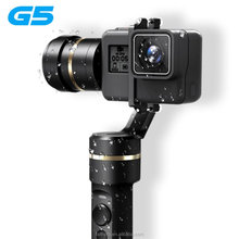 Feiyu Tech G5 V2 3-Axis Waterproof Handheld Gimbal for Gopros Heros Action Cameras