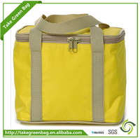 Outdoor children promotional wholesale insulated picnic cooler bag