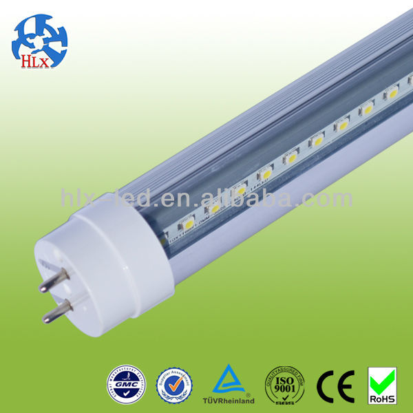 led housing led tube t8 1200mm 9w 12w 15w 18w 22w 24w red tube animal x tube