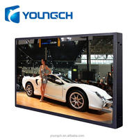 High resolution thin design flat screen natural picture 32 inch tv lcd