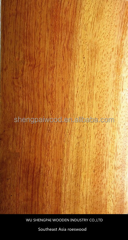 Natural Rosewood Face Veneer Sheets